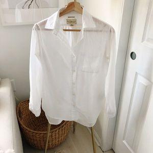 ⭑ Ralph Lauren Denim & Supply Boyfriend Fit Shirt